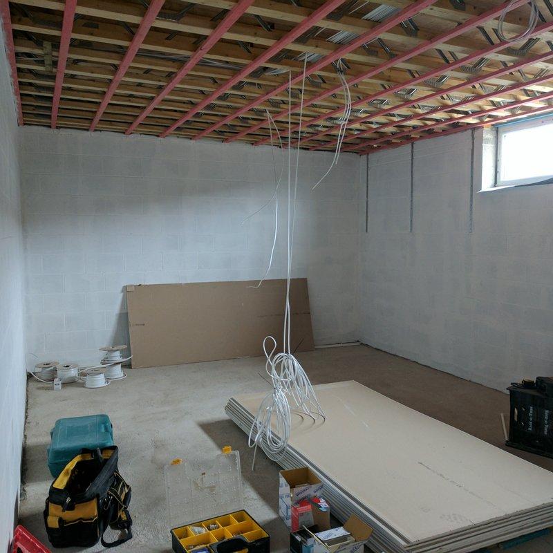 Construction progress 2
