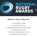 Finches shortlisted as Women's team of the Year