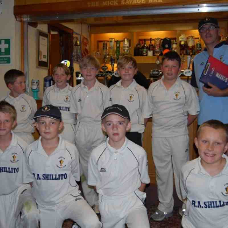 Under 11 Cup Final 2012