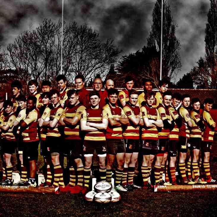 Ipswich YM U17's