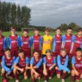Greenisland 2002's beat Springfield Star 0 - 4