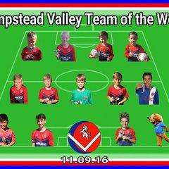 Team of the Week 2016/17