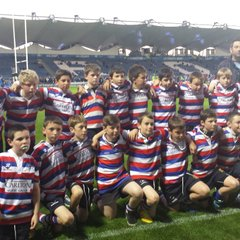 U12 Leinster V Cardiff Blues Sept 2014