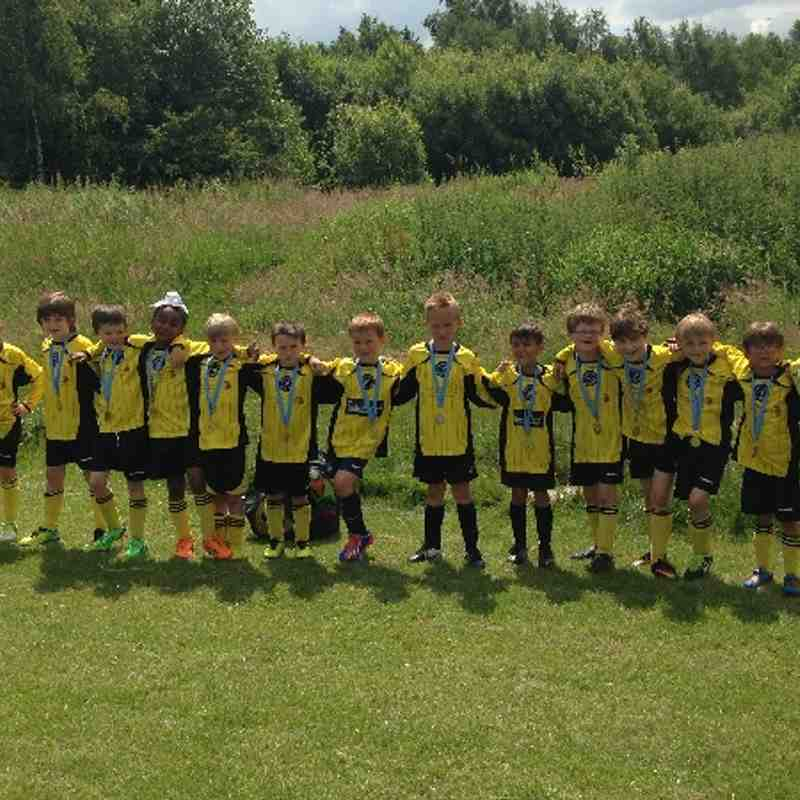 Under 7's - Boothstown Festival, 21st June 2014