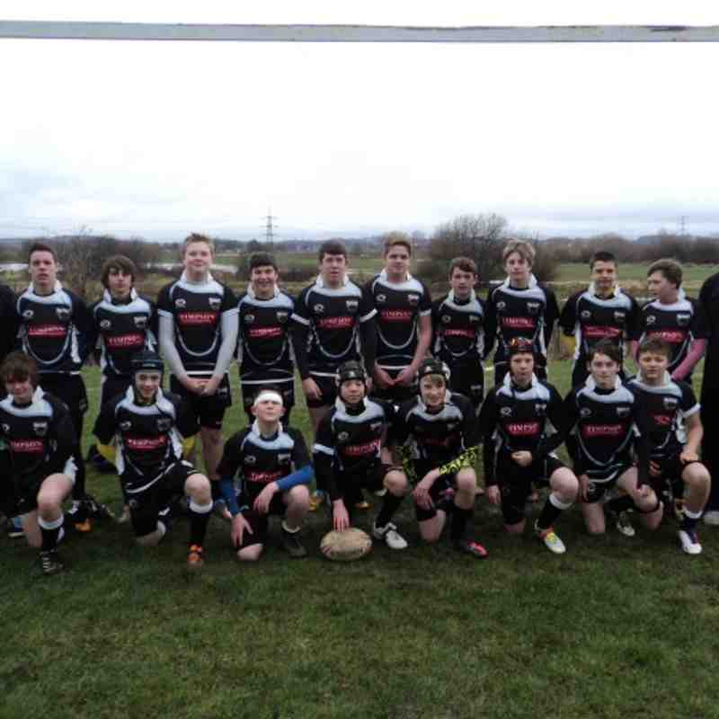 Panthers U14s 2013