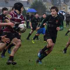 7 Up for U13s as they find their fizz against Shelford