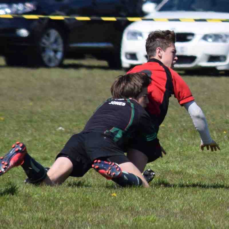 U13s Road to Rio 7s (30/04/2016)