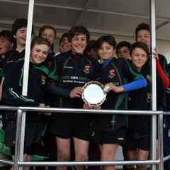 U13s win Ipswich Road to Rio 7s Plate Competition