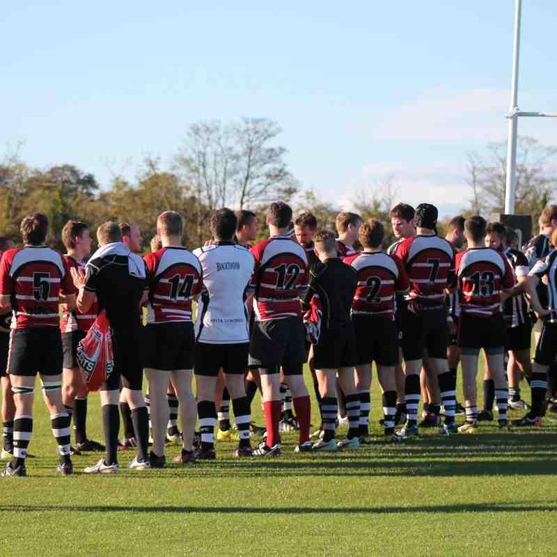 CSRFC 2nds V Cotham Park 2nds