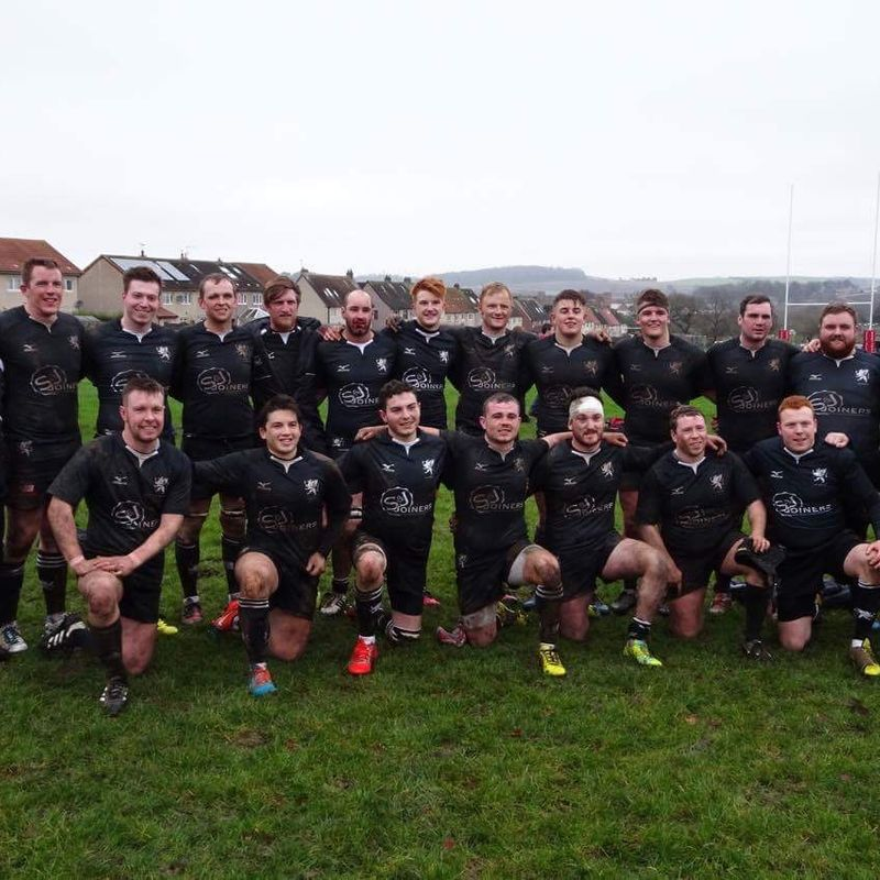 Strathmore vs. Glenrothes, Cup Semi-Final (7/01/17)