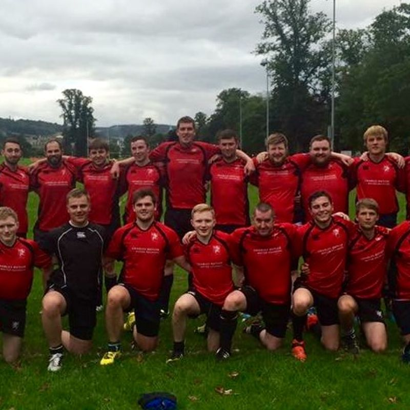Gryphons 2nd XV lose to Howe of Fife 2XV 58 - 24