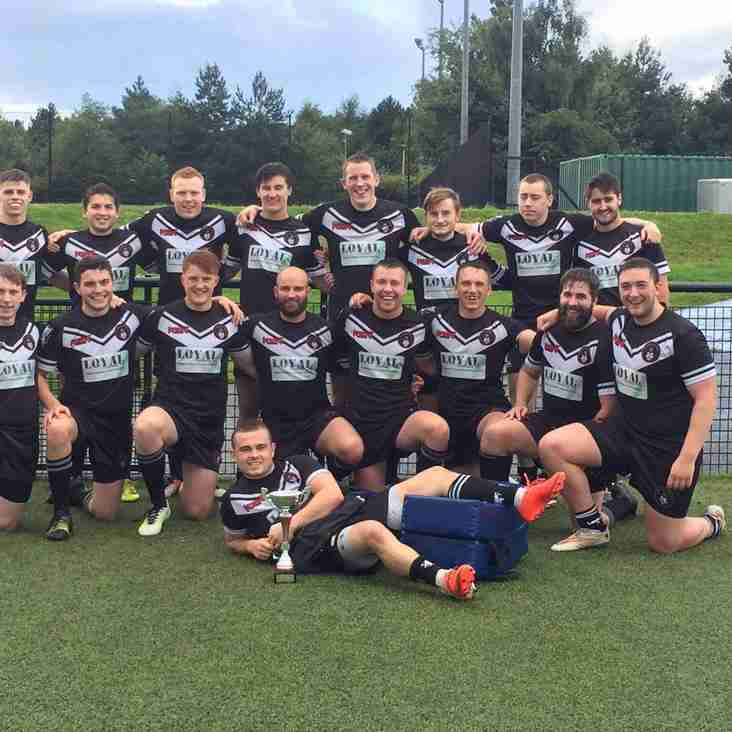 Silverbacks crowned Scottish Champions
