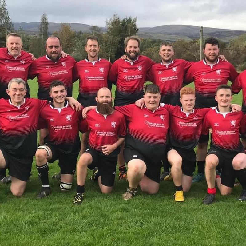 2nd XV lose to Grangemouth Stags RFC 42 - 12