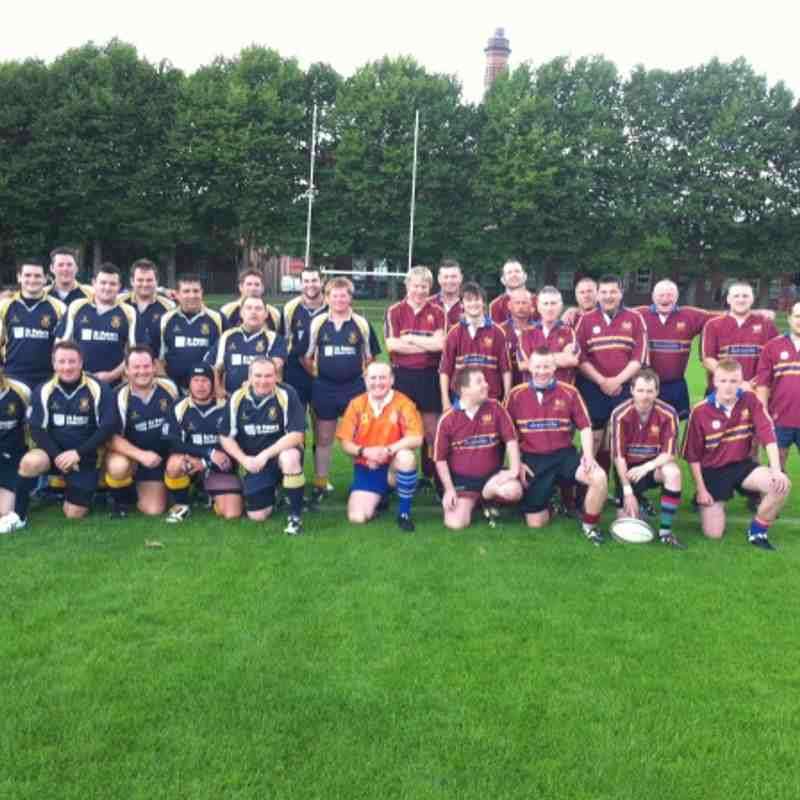 BRFC's First Game at UOB (11th Sep 2010)