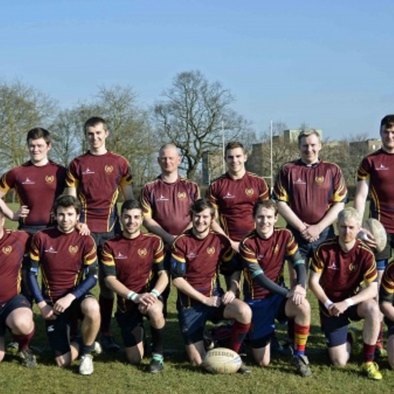 3rd XV lose to Spartans 4th 20 - 5