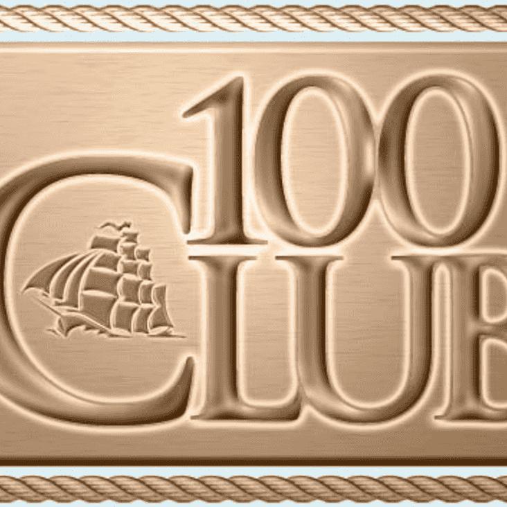 100 Club August Draw