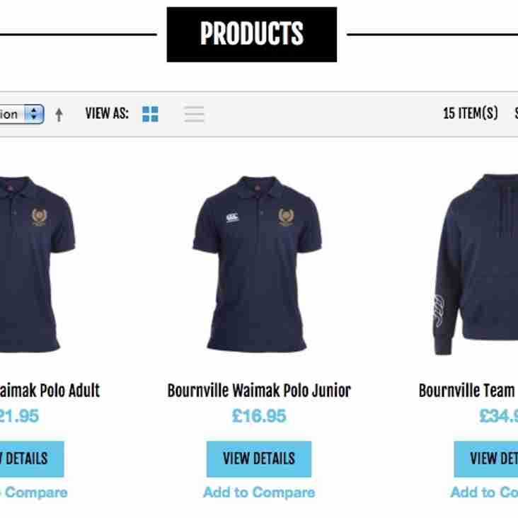 Club Shop is LIVE! (No really, it is)