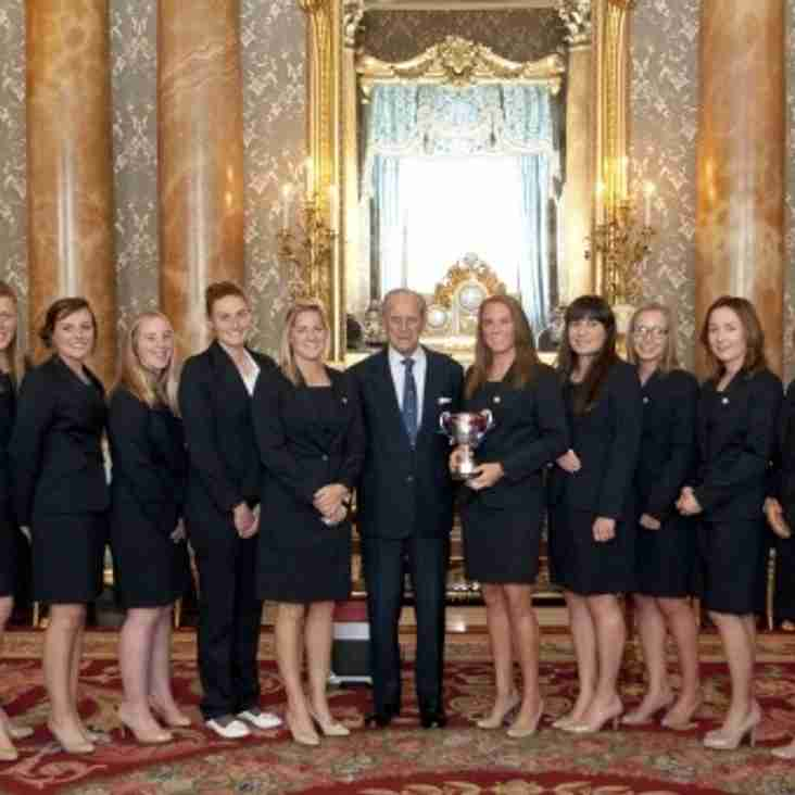 Saxton Ladies Visit Buckingham Palace