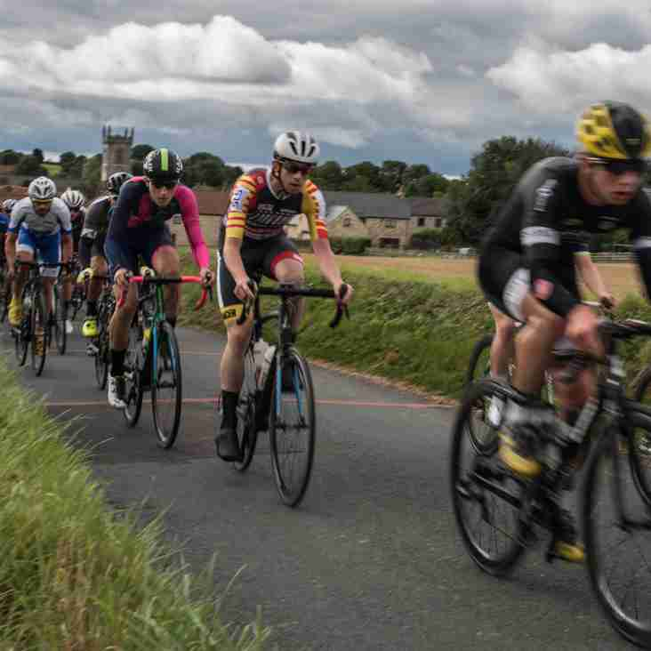 Saxton Cycle Race