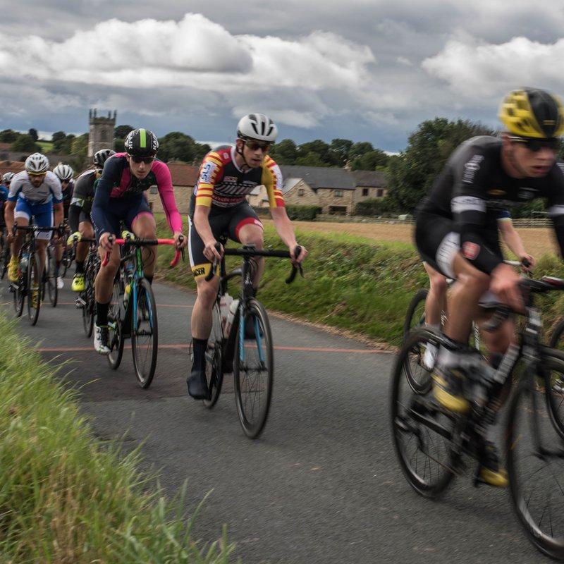 FTR Milltag Saxton Cycle Race