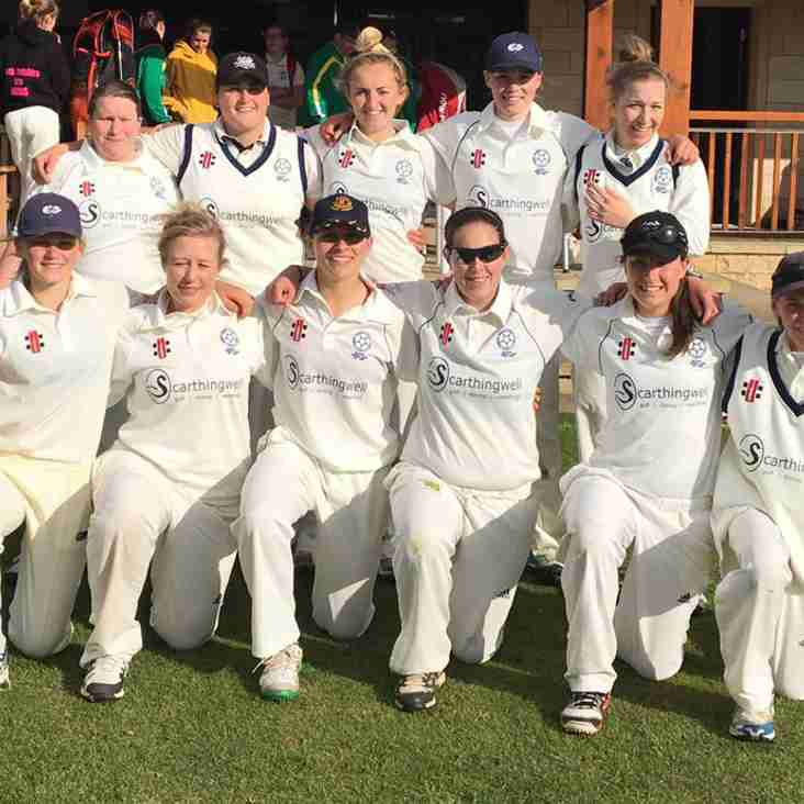 Ladies Win Northern Premier League Title