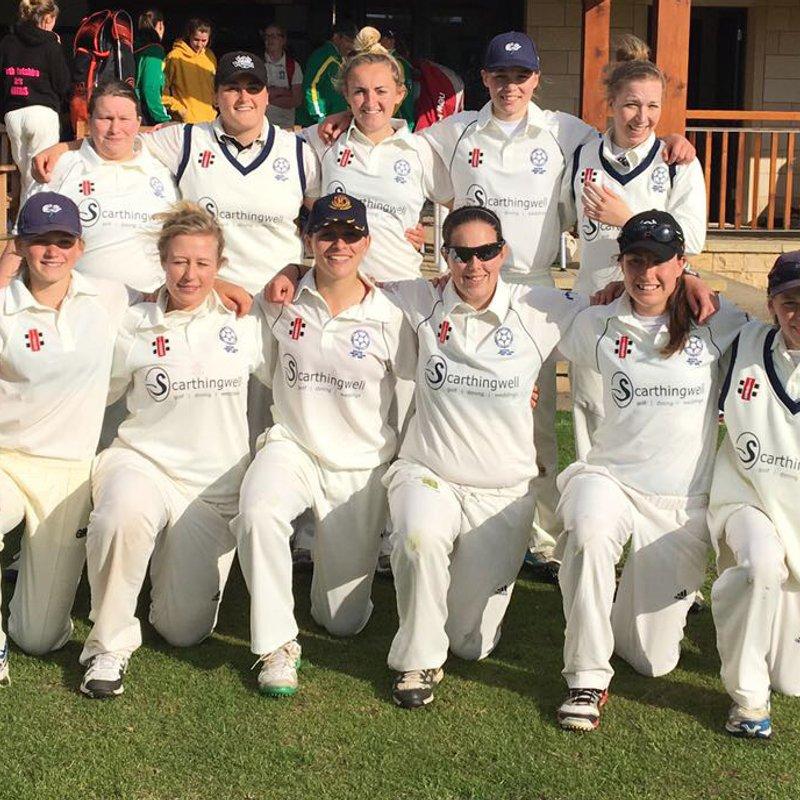 Ladies Win Northern Premier League Title