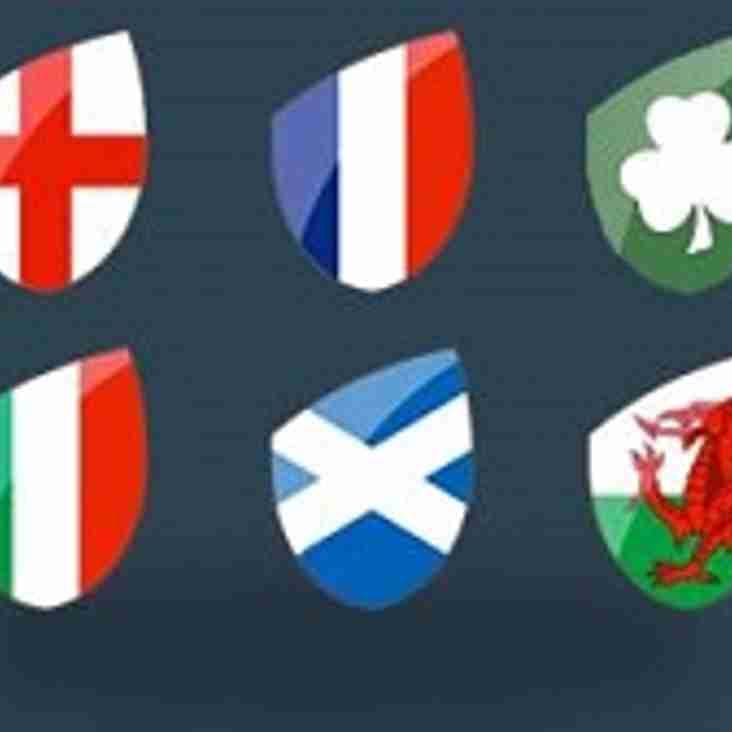 6 Nations Ticket Ballot - 2018/19