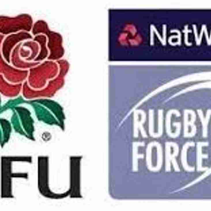 TRFC Rugby Force Volunteer Day - Saturday 9 June 2018