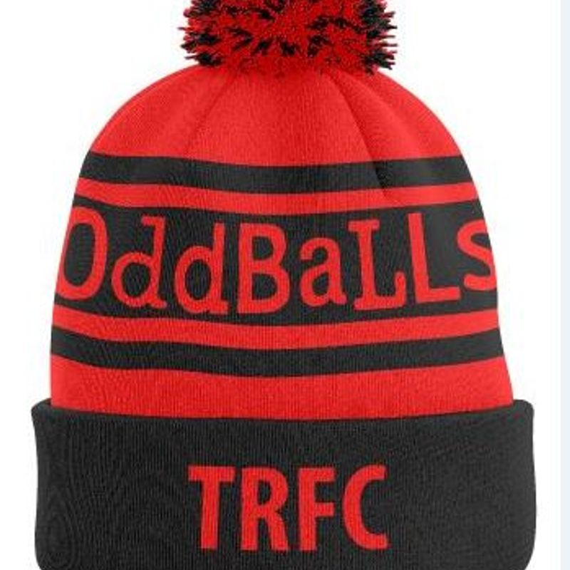 TRFC Bobble Hat - Available now!
