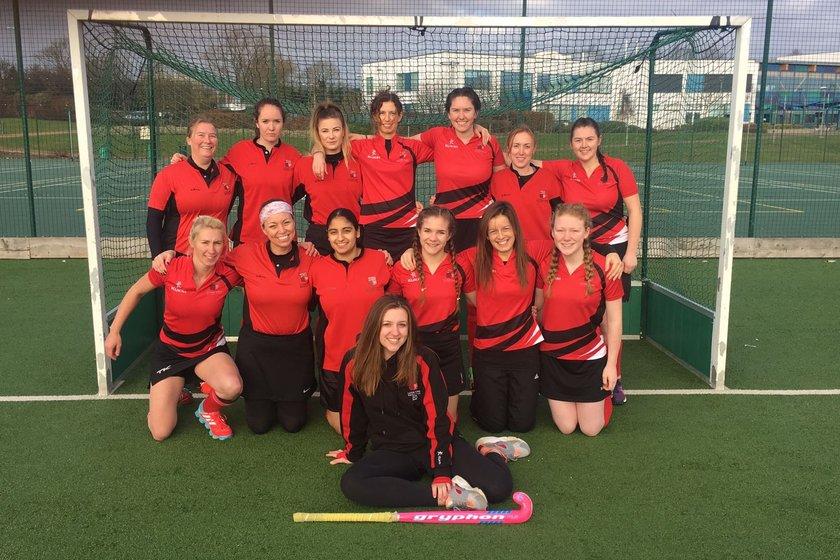 Ladies 1st XI lose to Leighton Buzzard 2 4 - 1