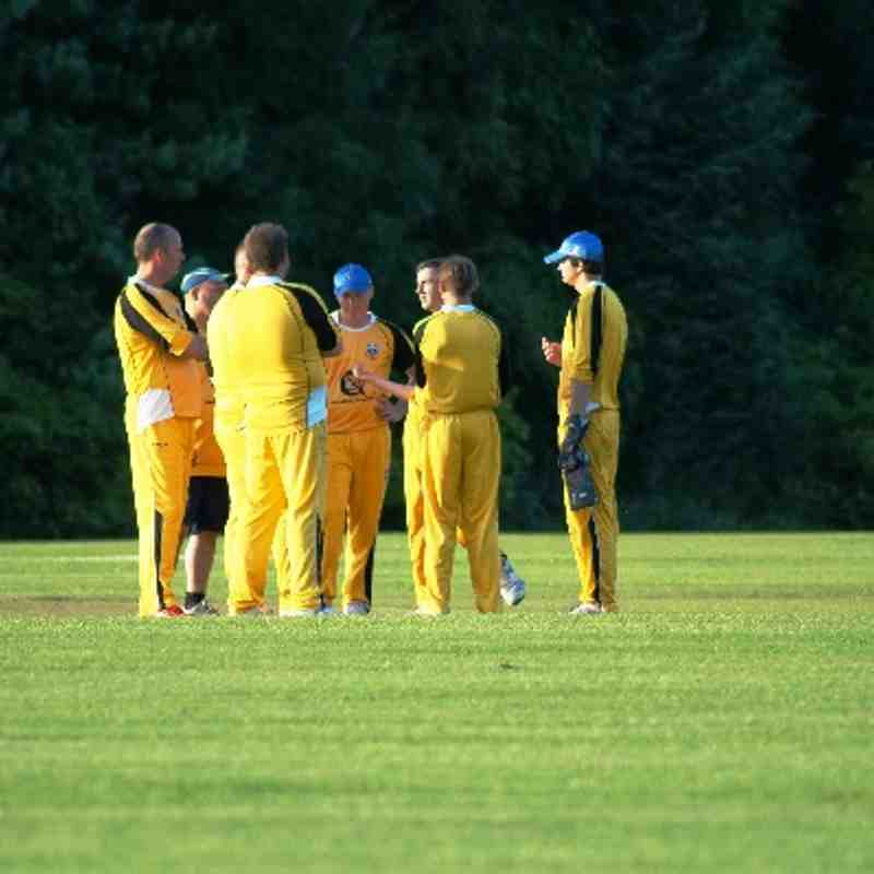 T20 GCC v Dunnikier CC (17.07.14)