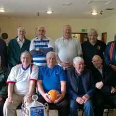 CLUB WALKING FOOTBALL TEAM ENTER NATIONAL CUP COMPETITION