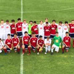 Tour to Spain U15 EJA