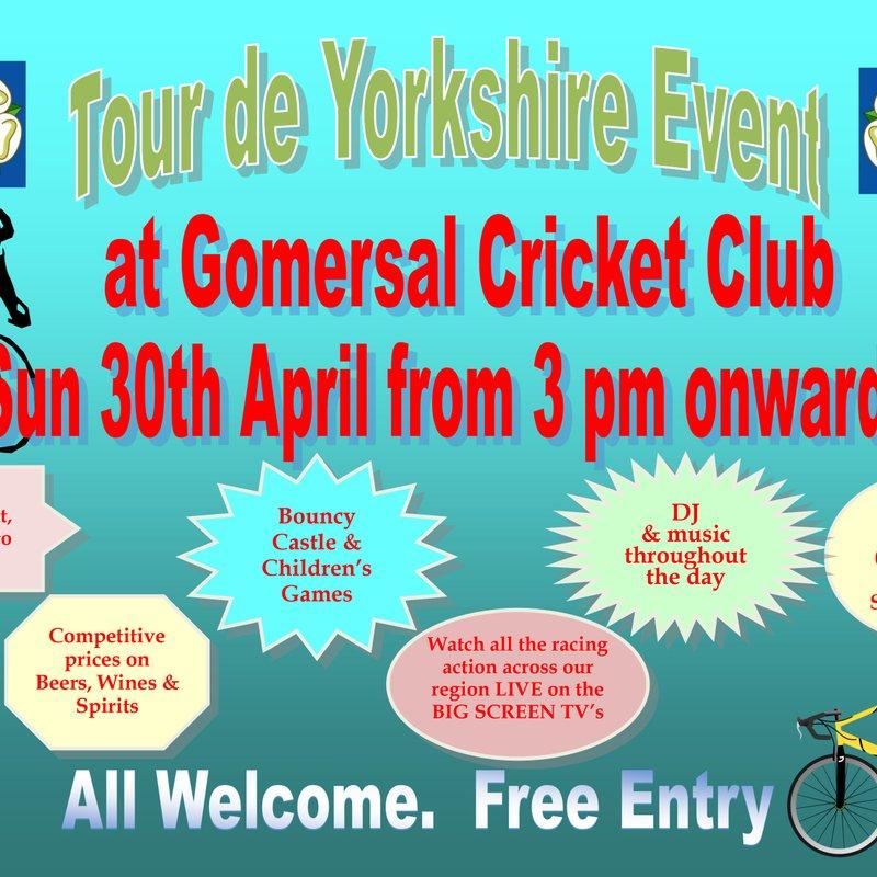 Tour De Yorkshire Event