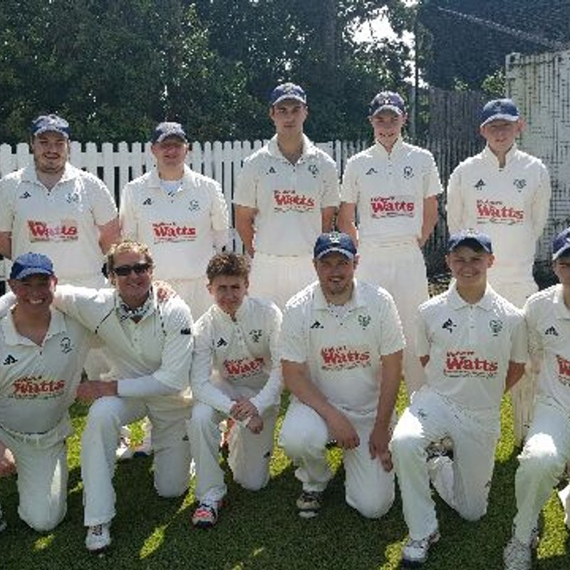 Batley CC vs. Gomersal Cricket Club