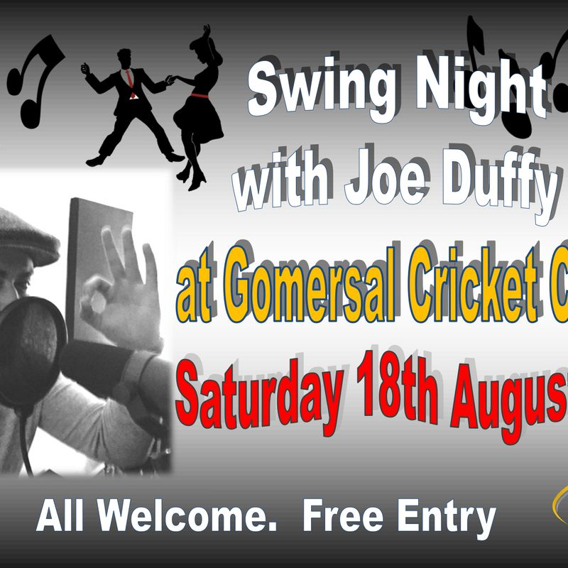 Swing Night With Joe Duffy