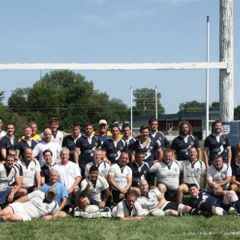 Annual Des Moines Rugby Old Boys Match