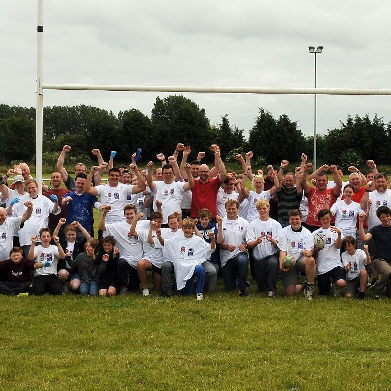 NATWEST RUGBY WEEKEND 24TH & 25TH JUNE