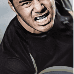 An evening with Manu Tuilagi