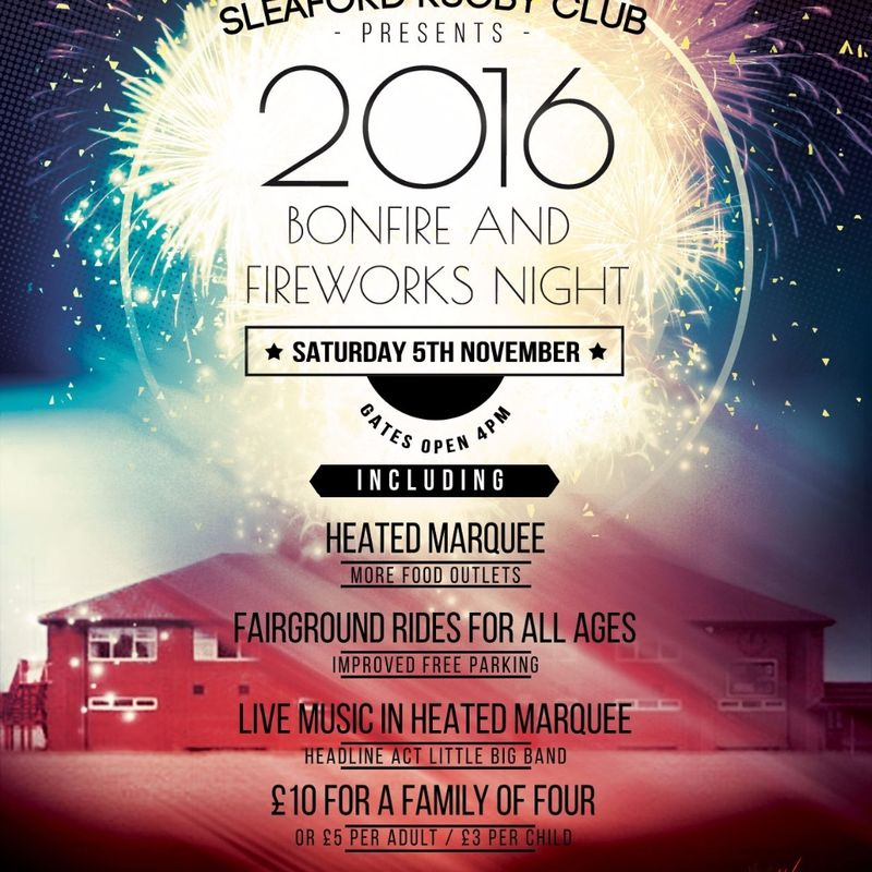 FIREWORK SPECTACULAR 5TH NOV