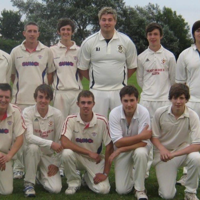 Westow 140/2 - 138/4 Melbourne Cricket Club