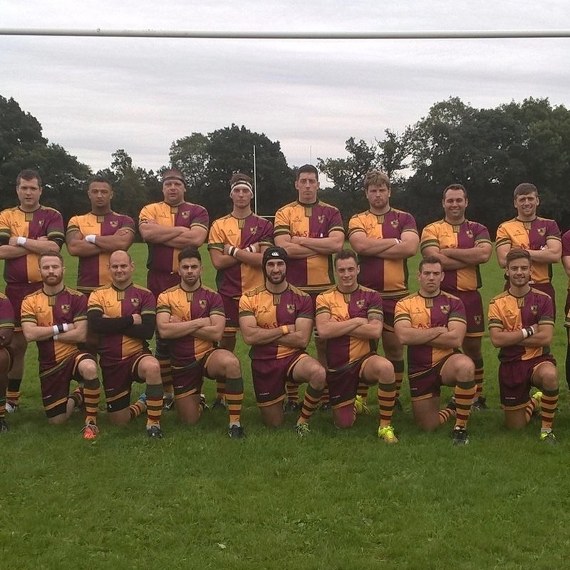 FIRST XV lose to Droitwich 5 - 75