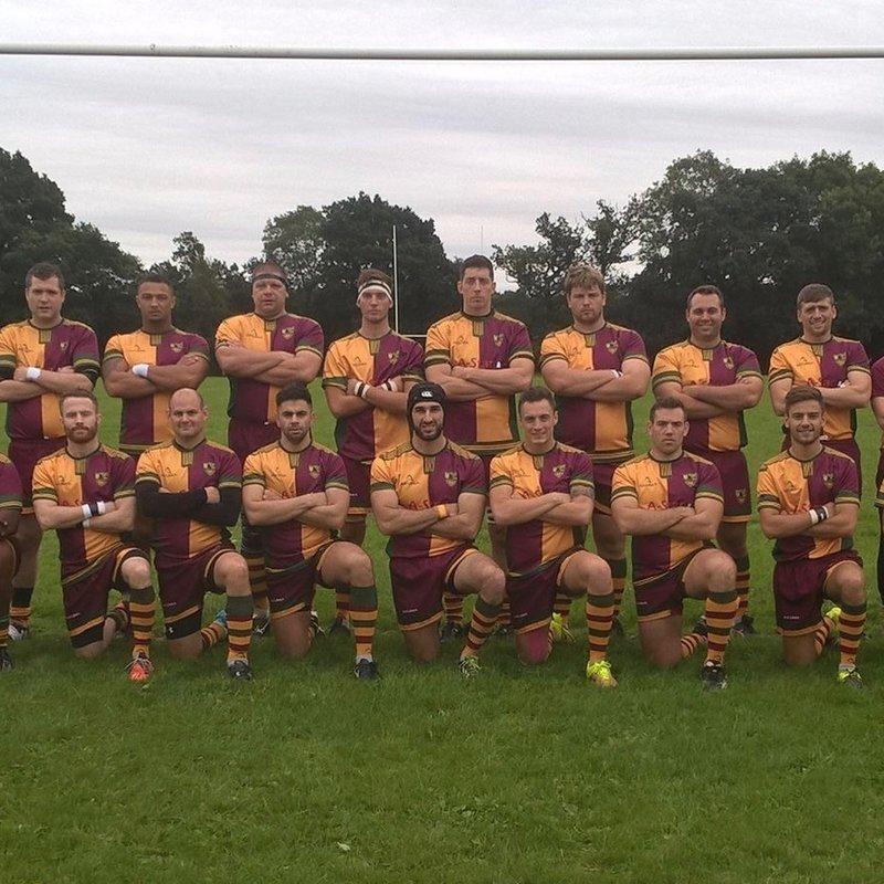 FIRST XV lose to Nuneaton Old Edwardians 72 - 0