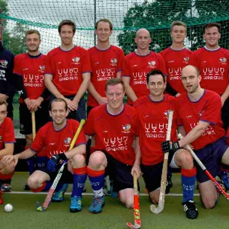 1st XI AIM TO PUT RIGHT THE WRONGS OF LAST SATURDAY