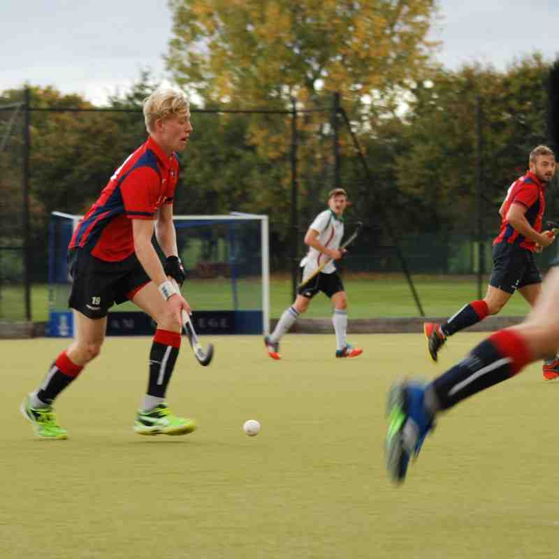 Mens 1st XI v Tulse Hill & Dulwich 1 - Sat 22 Oct 2016