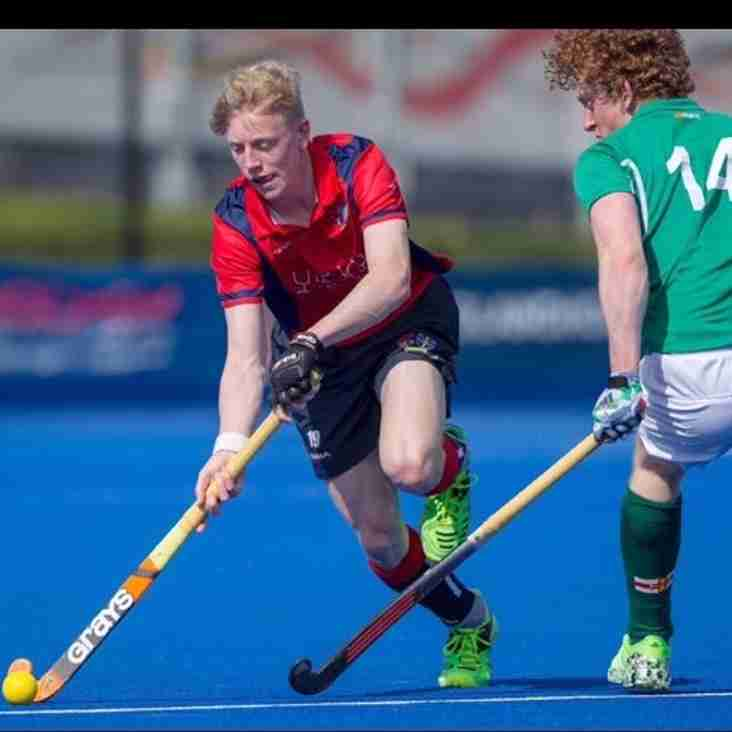 JAKE OWEN IS SELECTED FOR ENGLAND U18 SQUAD