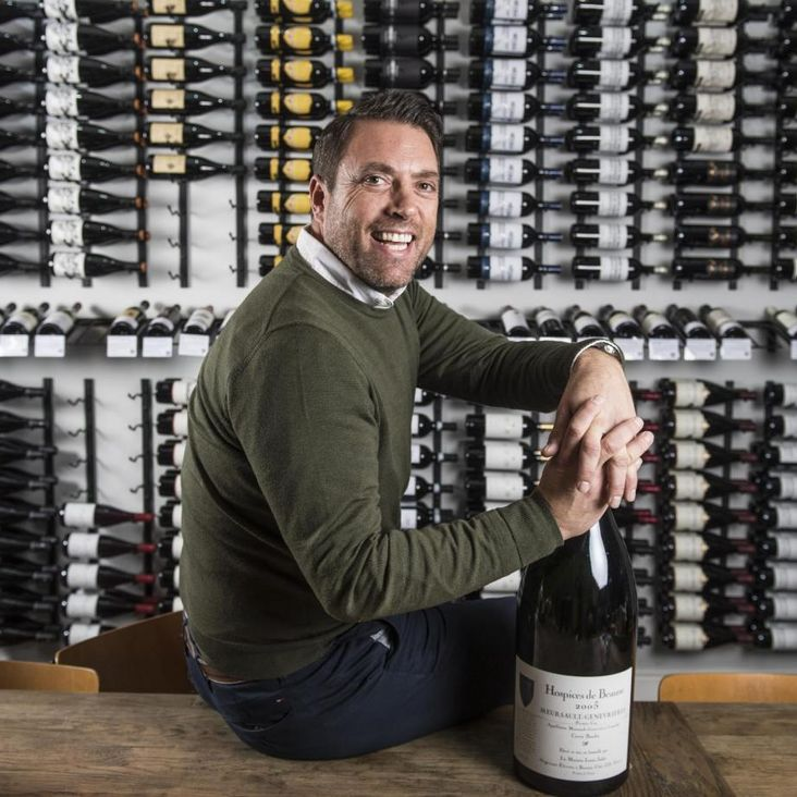 ANDY ROSE: CLUB LEGEND &amp; PRIMARY SPONSOR GRACES LONDON EVENING STANDARD<
