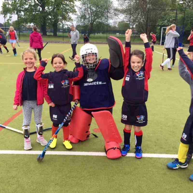 Junior End of Season Hockey Olympics & Presentations 2017