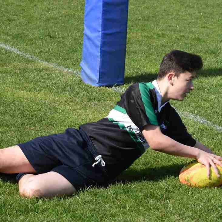 Rugby Activities at Acklam  Weekend 13th/14th October