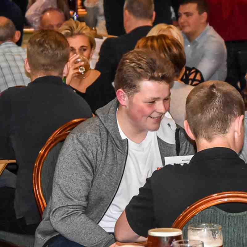 Under 16s Race Night 17th November 2017